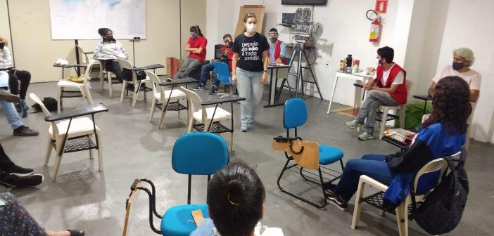 Com cuidados, Adesaf retoma atividades presenciais do projeto Amor Aqui